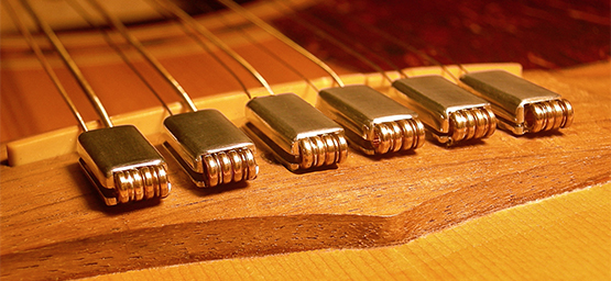 Power Pins Advanced Acoustic 12 String Guitar Bridge Pin Replacement System